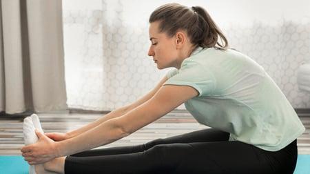 La práctica del yoga puede ayudarte a combatir la depresión.